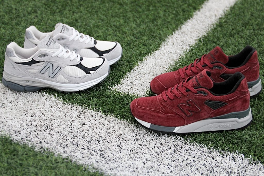 "Concepts x New Balance ""Varsity Weekend"" Pack"