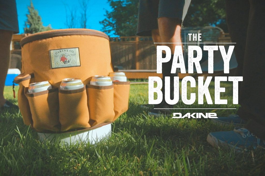 Glacière Dakine Party Bucket