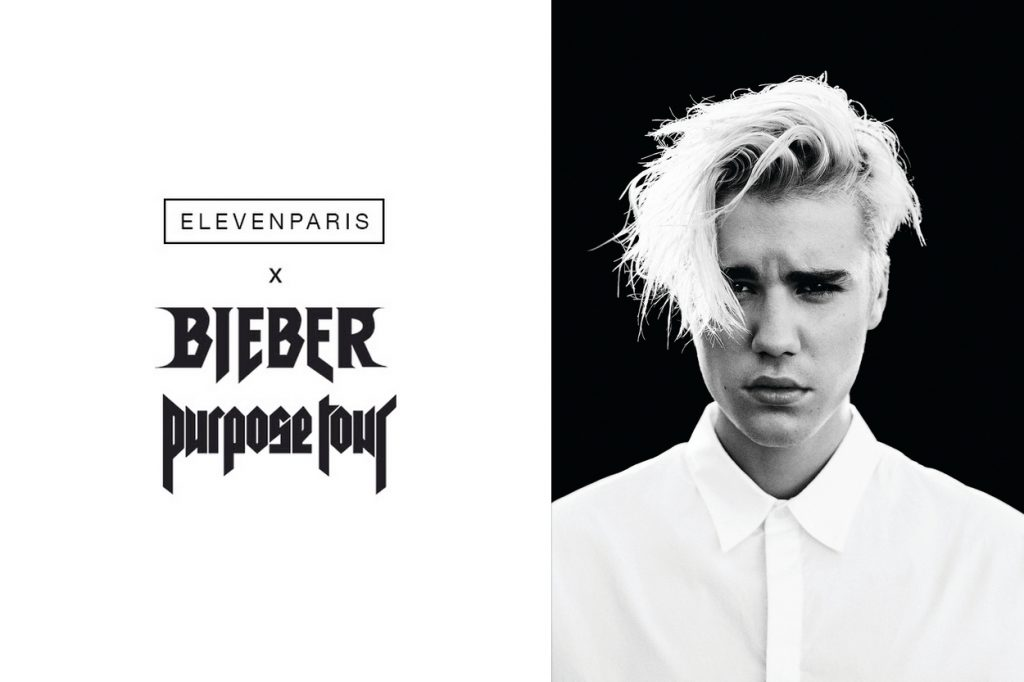 ELEVENPARIS x Justin Bieber Purpose Tour