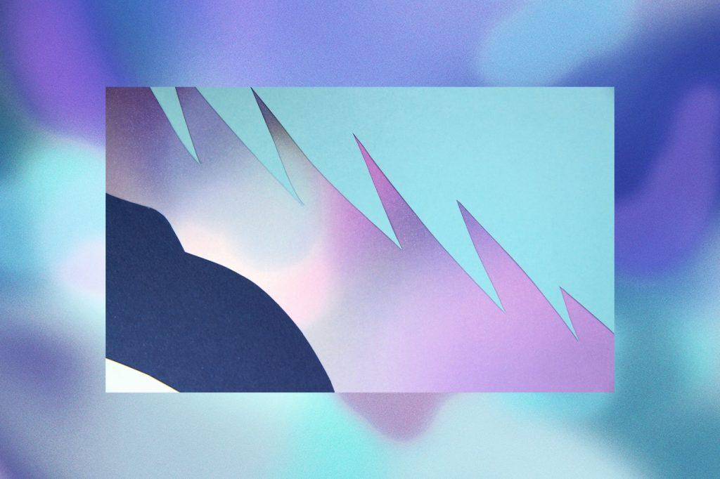Exposition : Fleur bleue par Leslie David