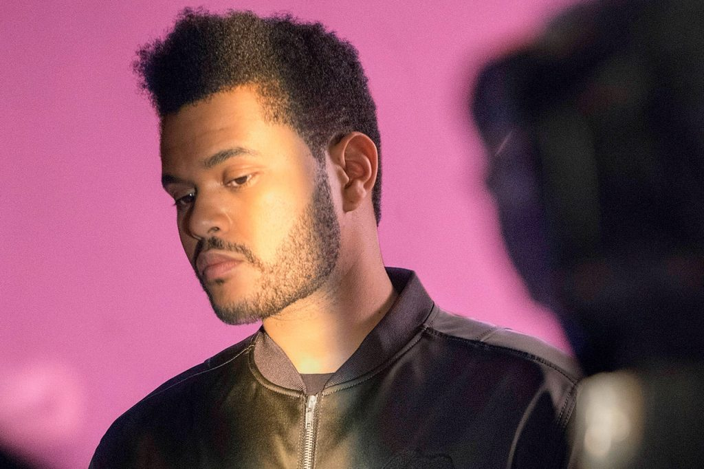 Collaboration Entre H&M et The Weeknd pour le Printemps 2017