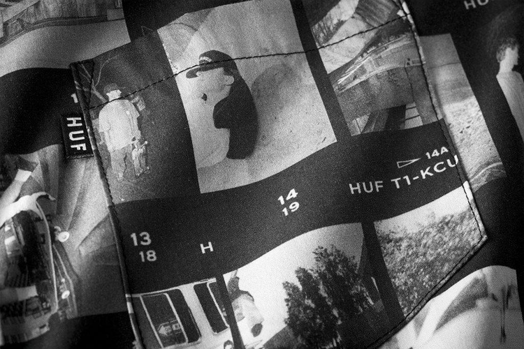 HUF Embarcadero Collection