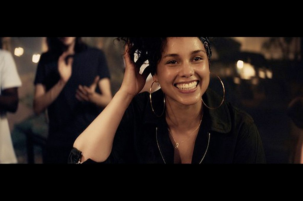 Alicia Keys in Paris - A Take Away Show