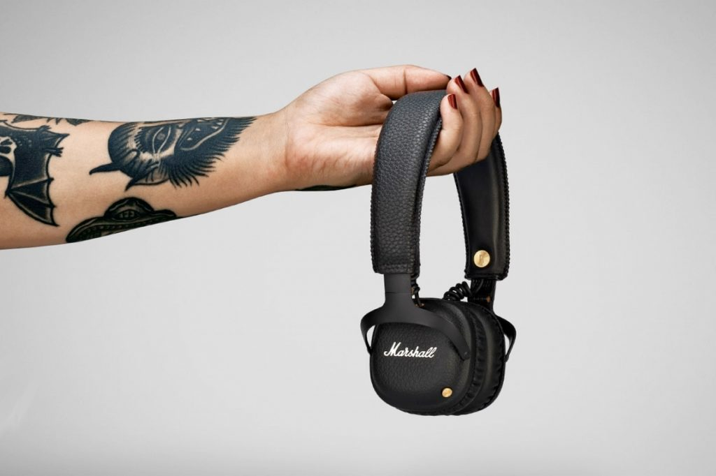 Marshall Headphones Mid Bluetooth