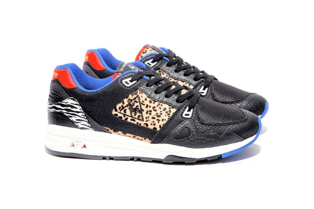 Mighty Crown x mita sneakers x le coq sportif R1000
