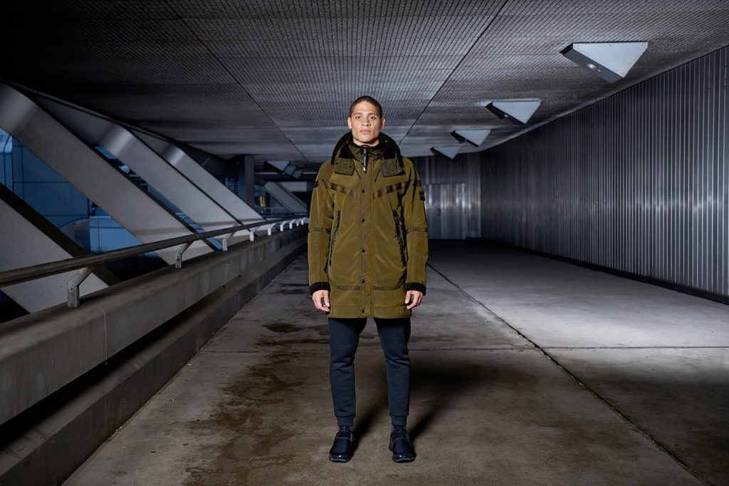 Collection capsule NikeLab x Stone Island Windrunner A/H 2016