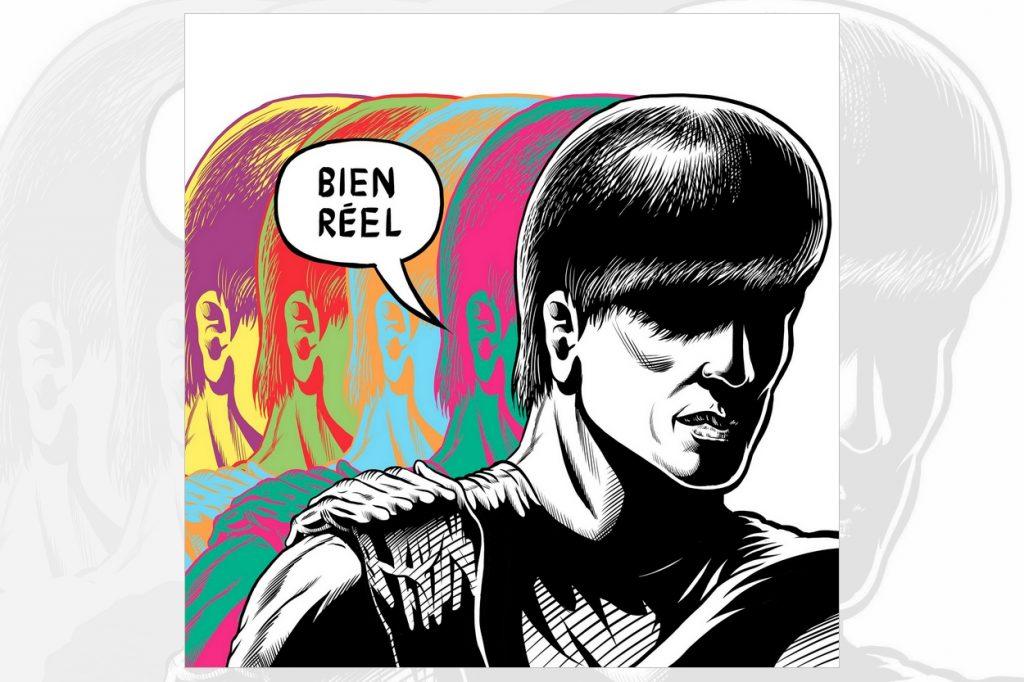 """""""Bien Réel"""" de Peter Peter"""