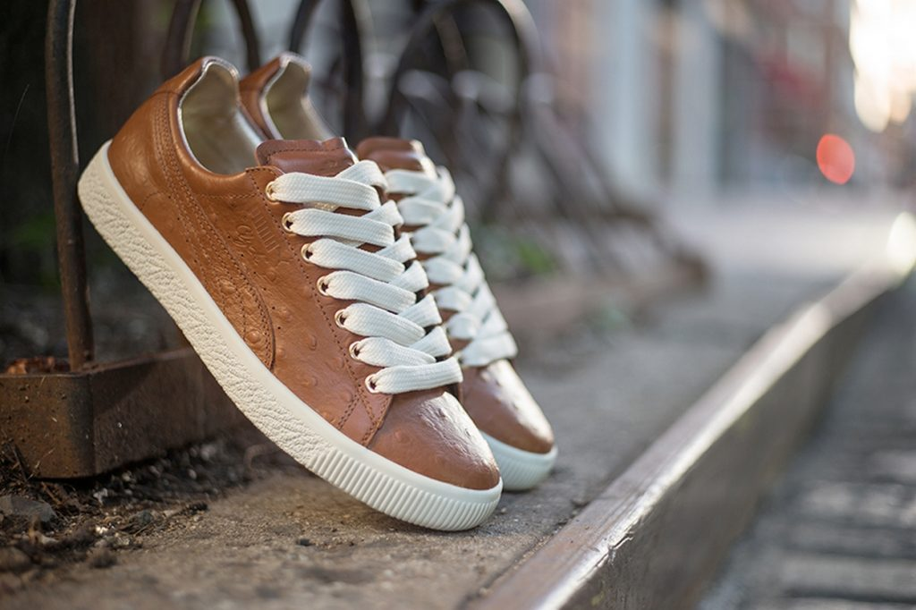 "Sole x PUMA Clyde ""Swag"""