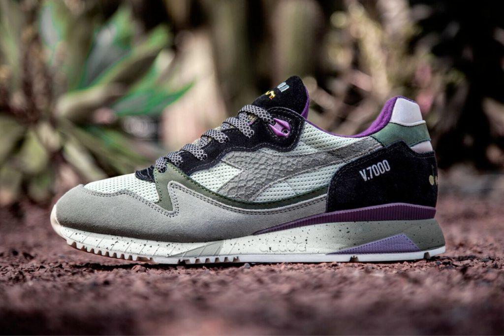 "Diadora présente la V7000 ""Taipan"" x Sneaker Freaker"