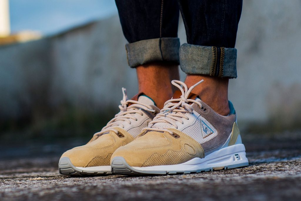 "Sneakers76 x le coq sportif LCS R1000 ""The Gardian of the Sea"""
