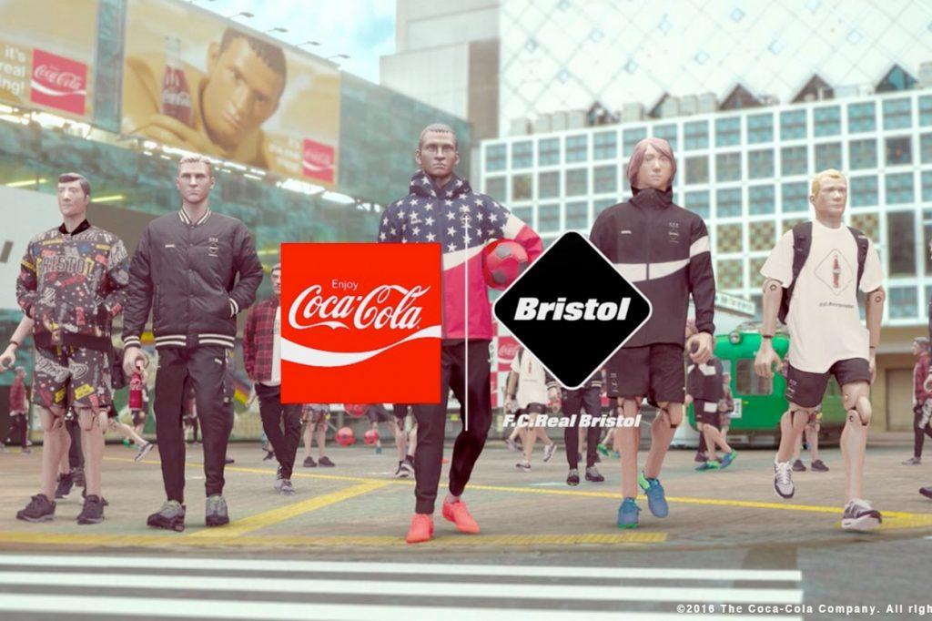 SOPHNET. - F.C.R.B. x Coca-Cola