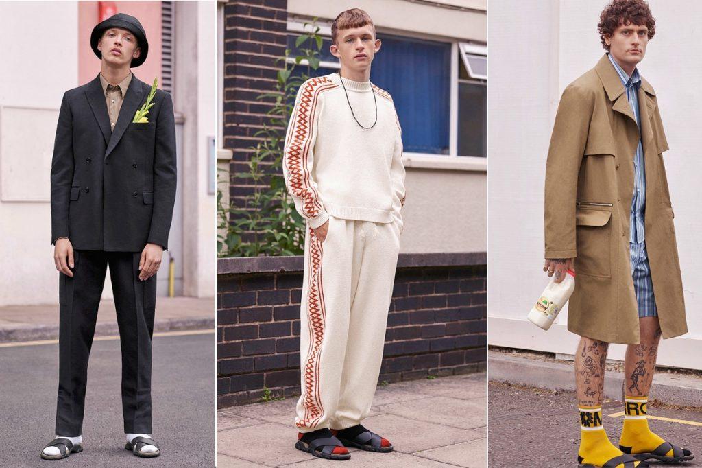 Stella McCartney Spring 2017 Menswear Collection
