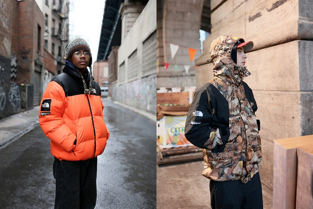 Supreme x The North Face Automne/Hiver 2016