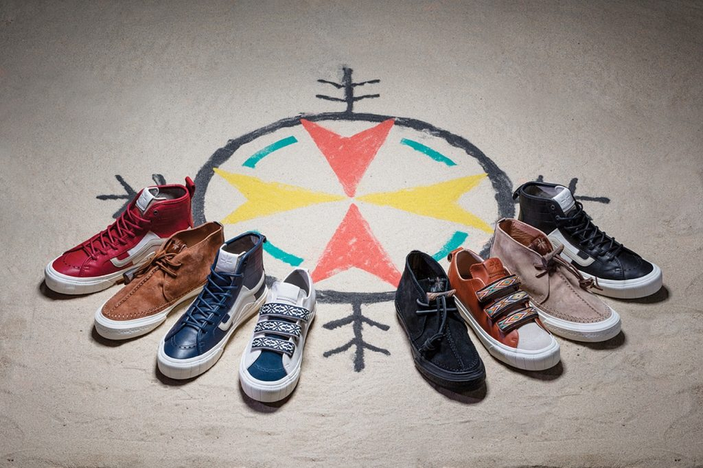 Taka Hayashi x Vault by Vans Holiday 2016 Collection