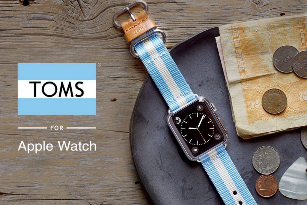TOMS for Apple Watch