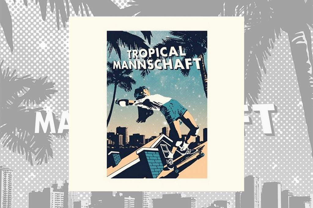 Make A Name For Yourself EP by Tropical Mannschaft