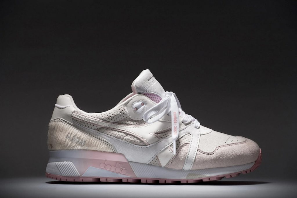 "24 Kilates & X-Large x Diadora N.9000 ""Copito"""