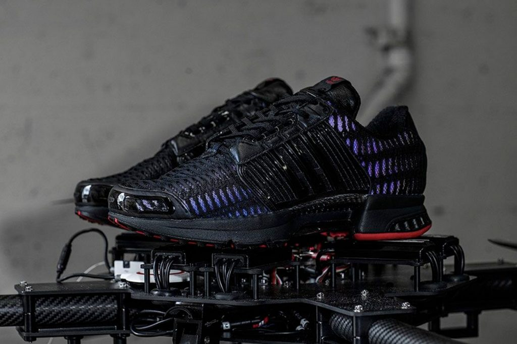 "Shoe Gallery x adidas Climacool ""Flight 305"""