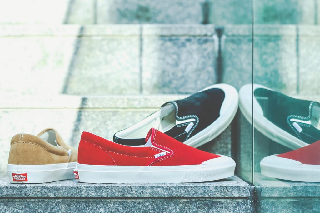 Billy's x Vans Slip-On Halfmoon