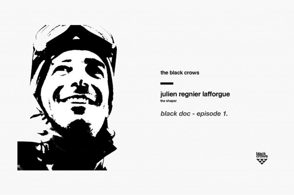 """Black Crows présente """"Black Docs"""" avec Julien Régnier"""