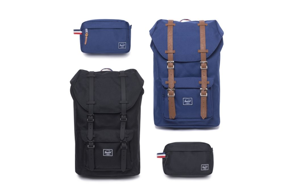 "Herschel Supply Co. sort une collection ""France"" exclusive"