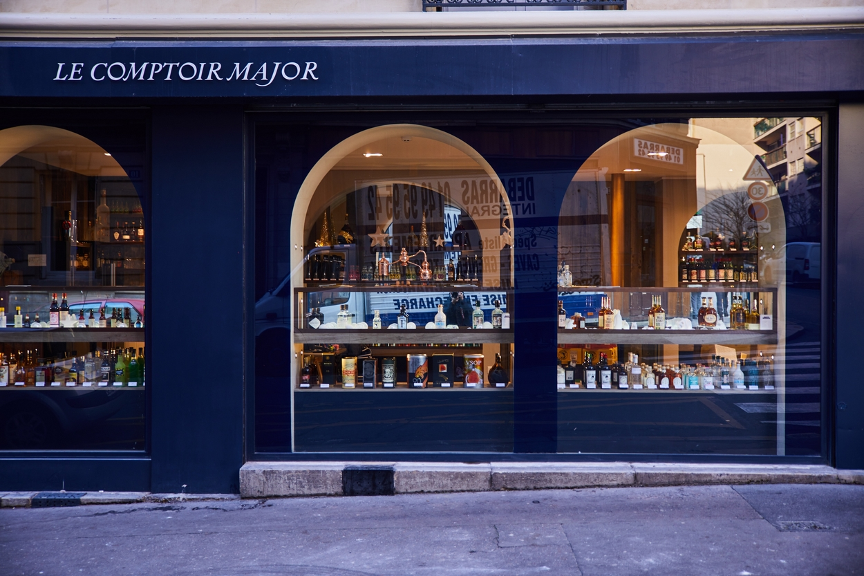 Le comptoir major paris 00 viacomit - Le comptoir de l arc paris ...
