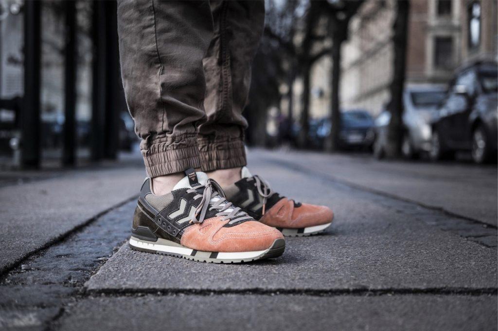 "mita sneakers x Hummel Marathona OG ""Danish Salmon"""
