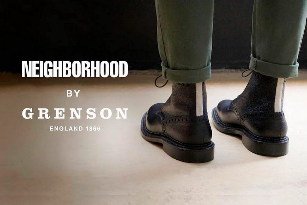 Neighborhood by Grenson