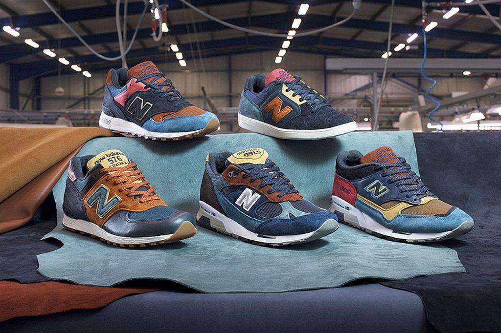 New Balance présente le MIUK Yard Pack
