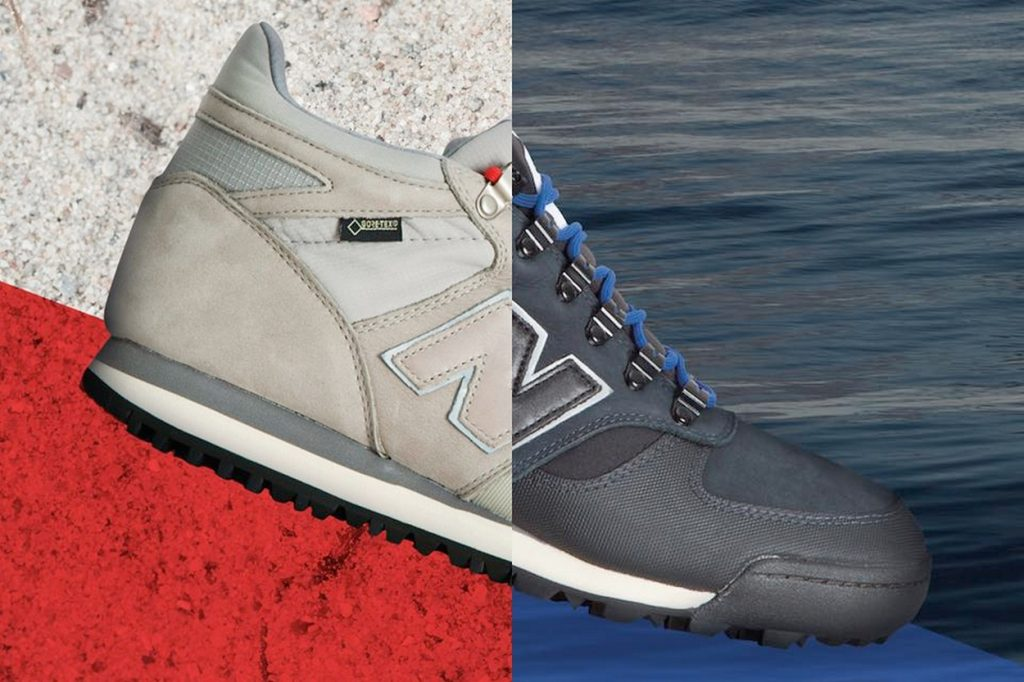Norse Projects x New Balance Rainier Danish Weather Pack 2.0