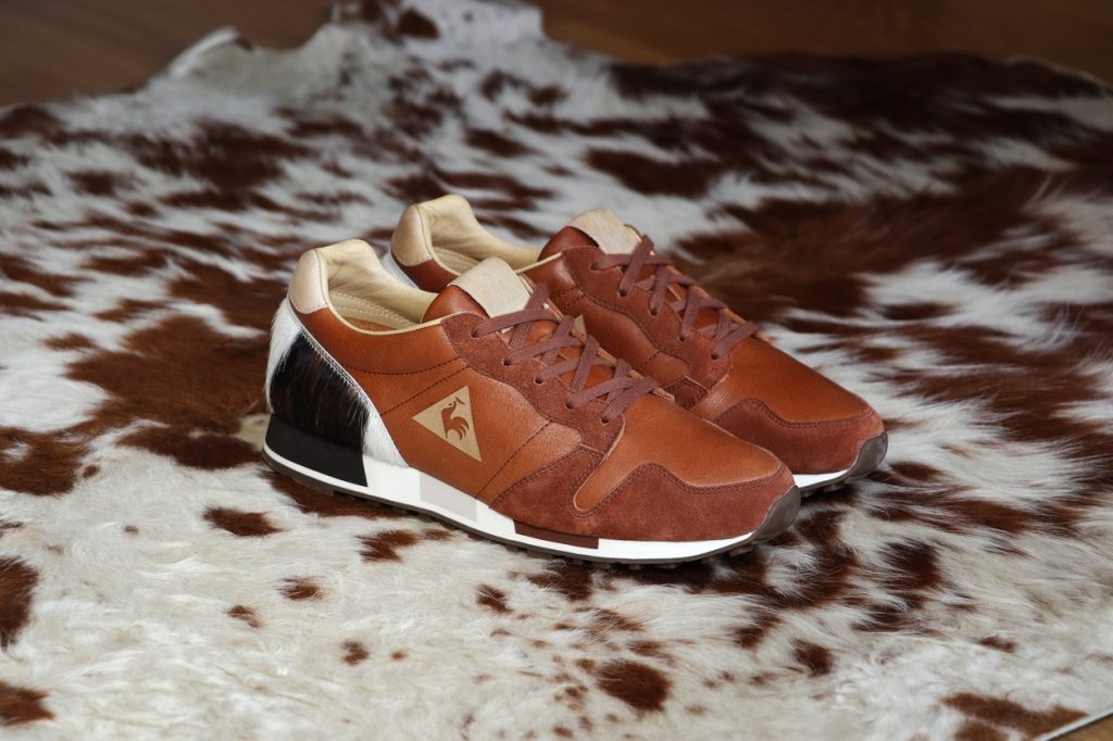 Starcow x le coq sportif Omega OG Made In France