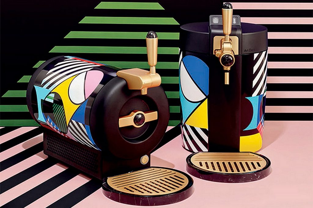 Collection Art Deco The Sub et Beertender by Stills & Strokes
