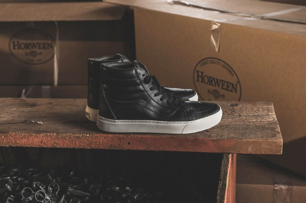 Vault By Vans x Horween Leather