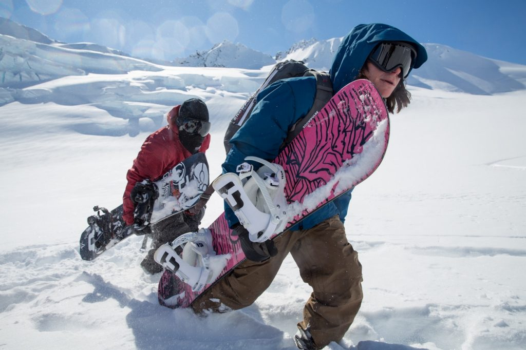 Collection Volcom Snowboarding Outerwear 2017