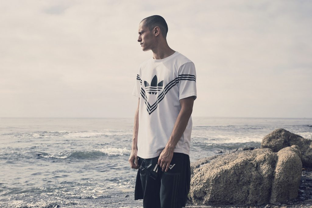 adidas Originals by White Mountaineering SS17 lookbook