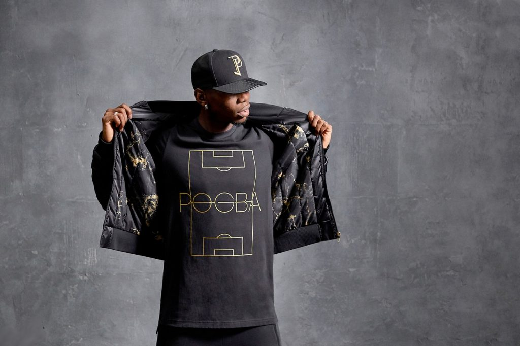 adidas Football x Paul Pogba Collection