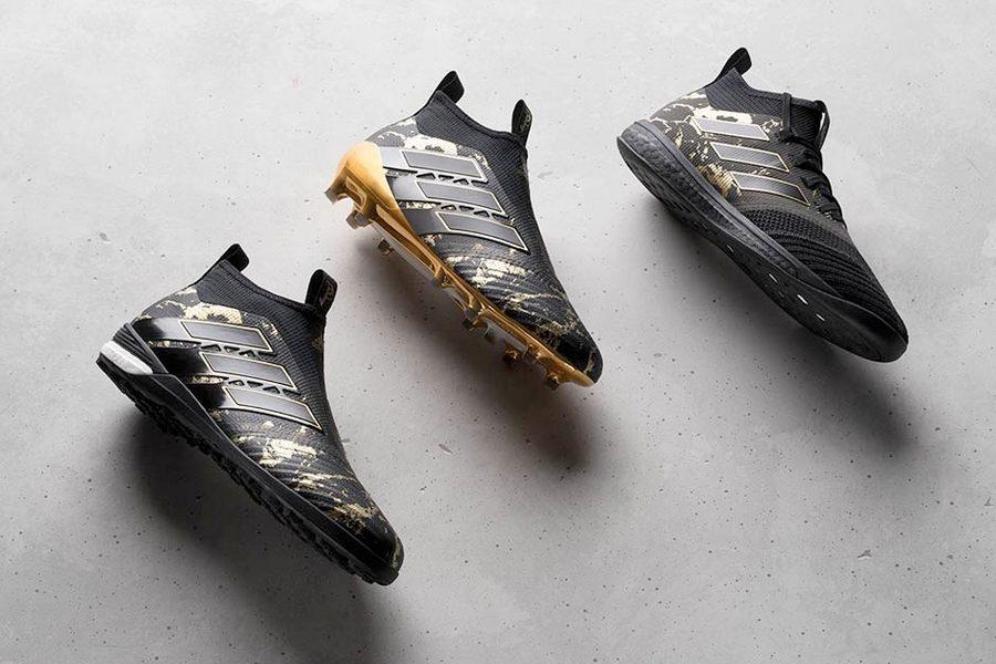 Paul Pogba et adidas lancent une collection de chaussures et