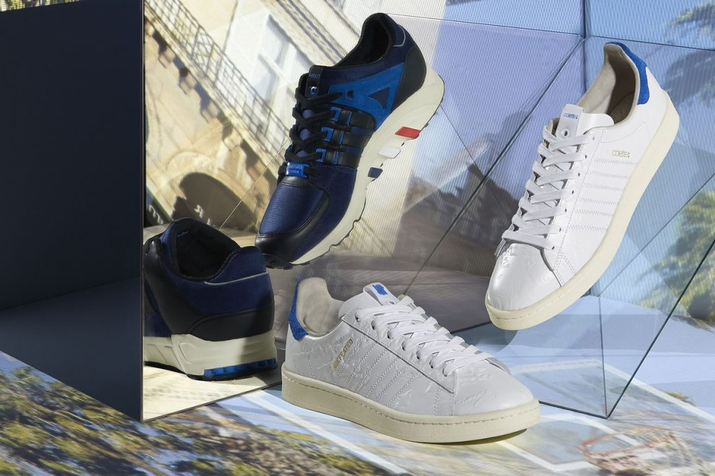 Sneaker Exchange Introduce colette x UNDEFEATED