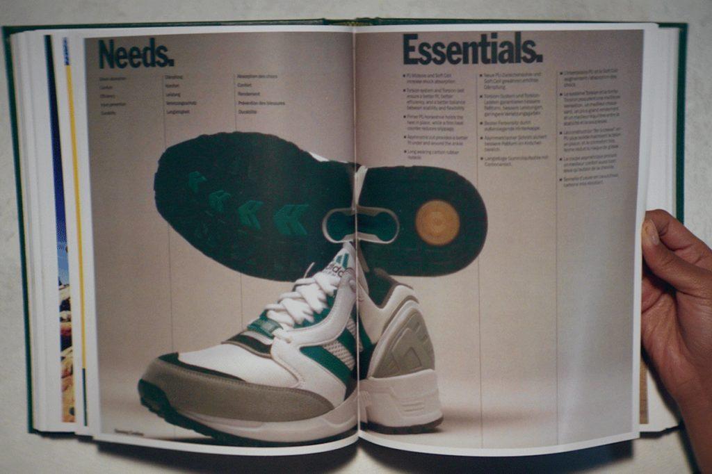 adidas Originals lance un court métrage sur l'histoire de l'EQT