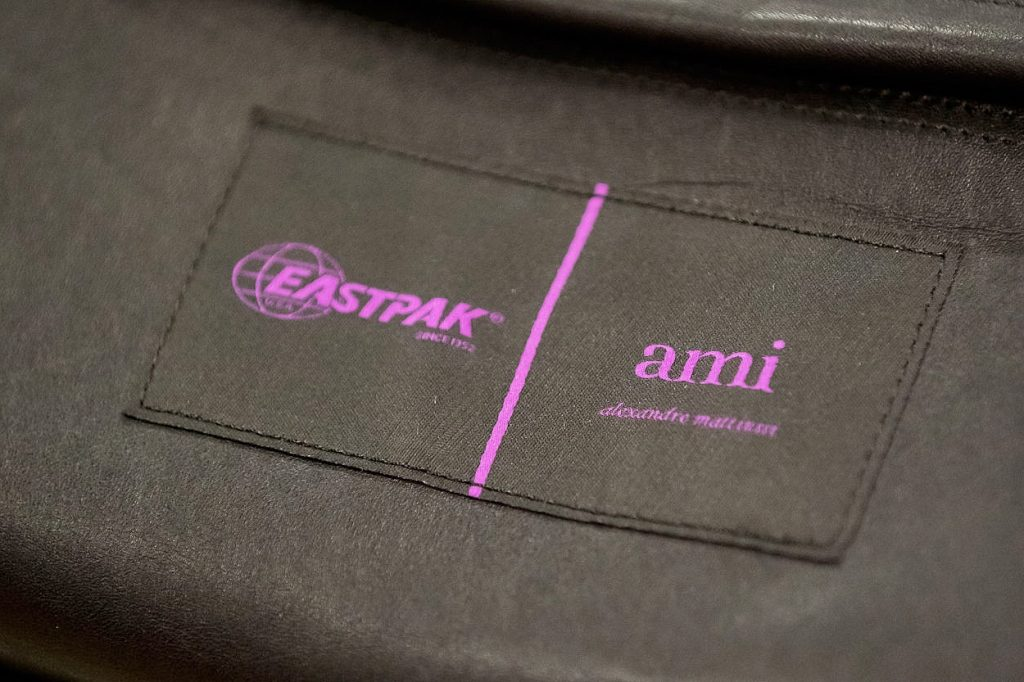 Eastpak x AMI Paris A/H 2017