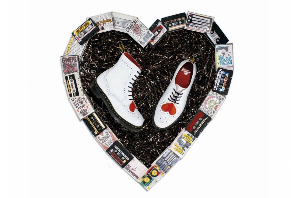 "Collection Dr. Martens ""Valentines"""