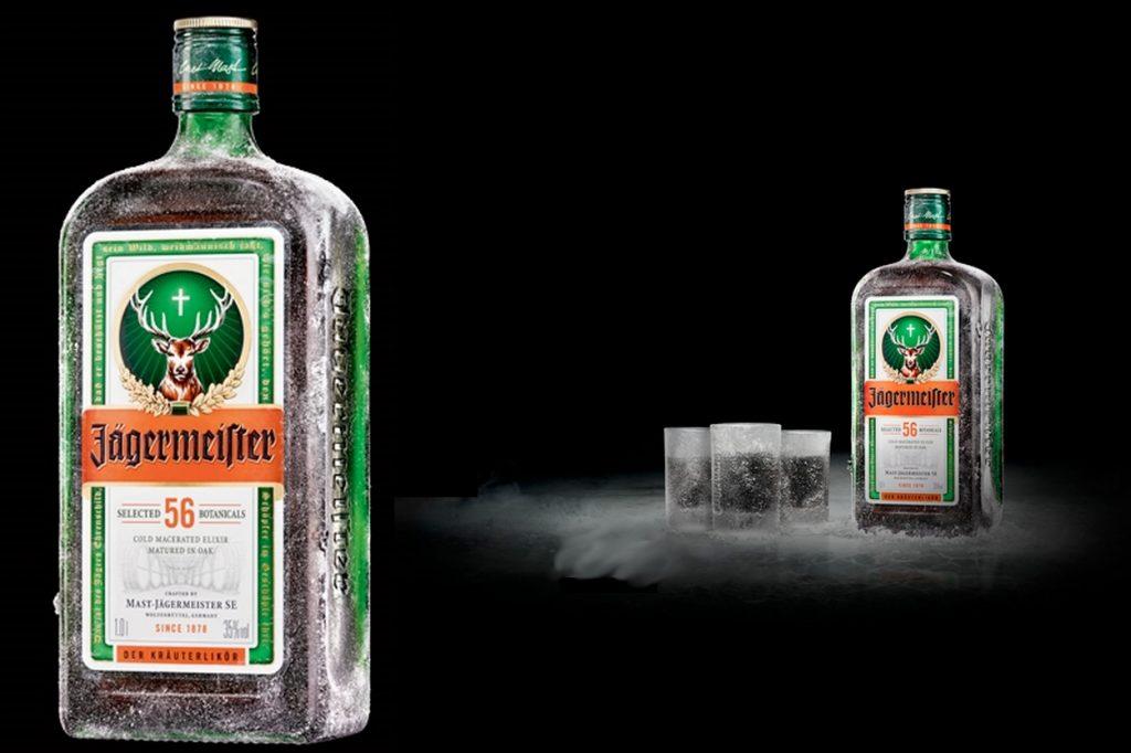 Jägermeister dévoile sa nouvelle bouteille