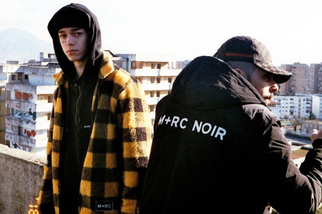 Nouvelle collection M+RC NOIR