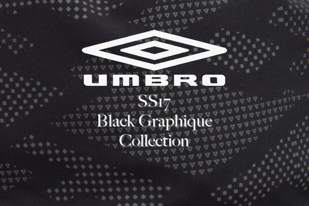 "Collection Umbro ""Black Graphique"""