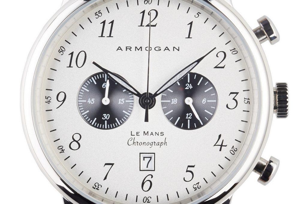 ARMOGAN présente son modèle Le Mans