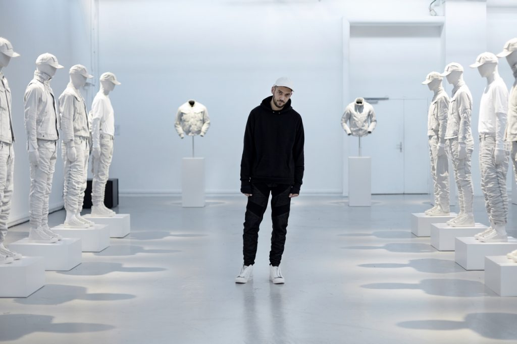 G-Star RAW Research II by Aitor Throup