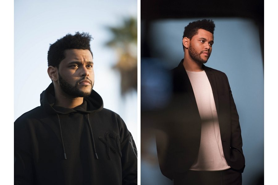 H&M-Spring-Icons-selected-by-The-Weeknd-backsatge-06