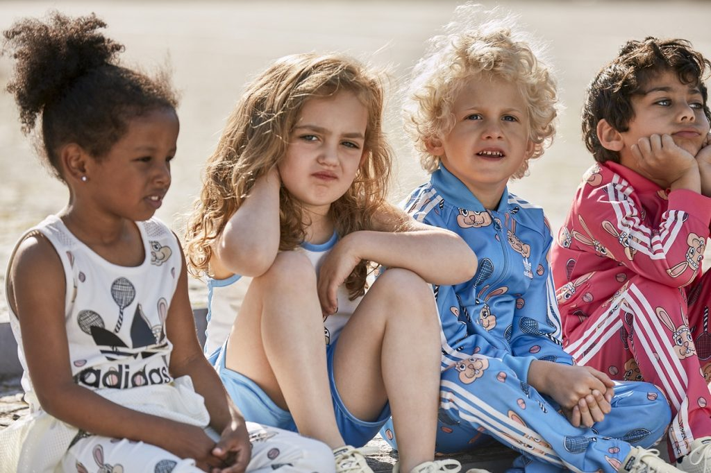 Collection adidas Originals by MINI RODINI