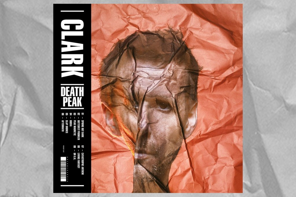 Clark Returns with 'Death Peak' LP