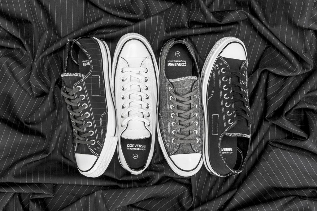 "Converse x fragment Design Chuck Taylor All Star 70 ""Tuxedo"""
